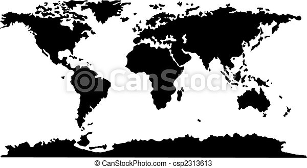 World map set of worls globes for design use vectors search world map csp2313613 gumiabroncs Gallery