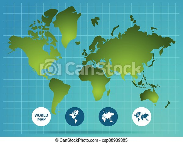 World map page of website world map page of website with green world map page of website csp38939385 gumiabroncs Gallery