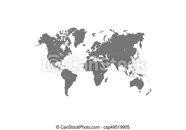 World map vector clipart search illustration drawings and eps world map csp49519905 gumiabroncs Image collections