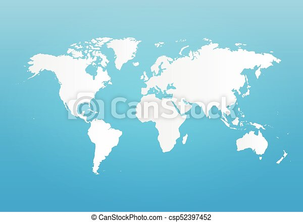 World map vector globe template for website design cover world map vector globe template for website design cover annual reports gumiabroncs Choice Image