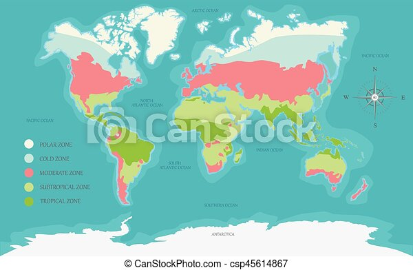 World map vector illustration world map climate highly clip world map vector illustration gumiabroncs Gallery