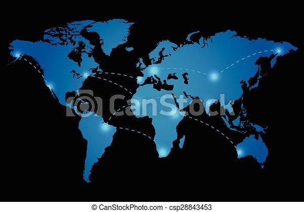 World map vector illustration clipart vector search illustration world map vector illustration gumiabroncs Choice Image