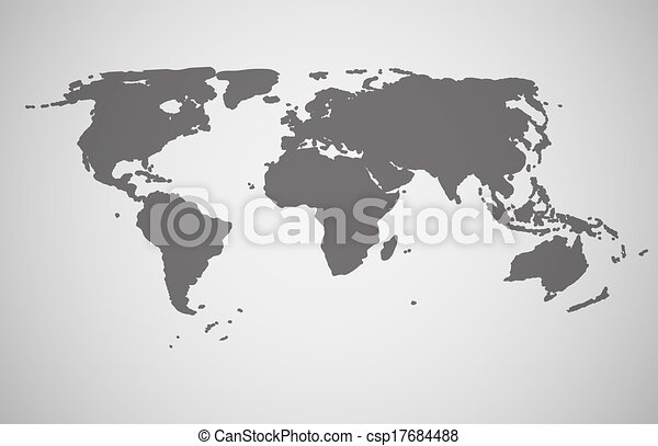 World map vector illustration vector search clip art world map vector illustration gumiabroncs Gallery