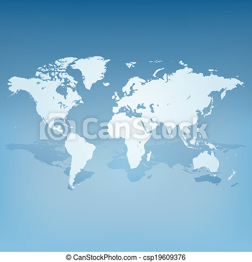 World map with shadow 3d concept vector world map with shadow 3d concept vector gumiabroncs Choice Image