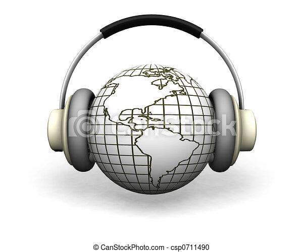 World music - csp0711490
