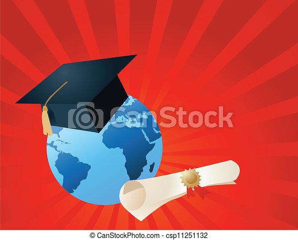 world of knowledge - csp11251132
