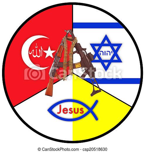 world religions - csp20518630
