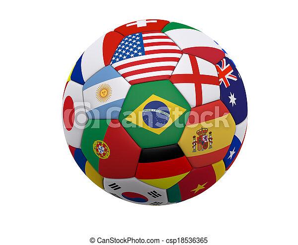 World Soccer / Football - csp18536365