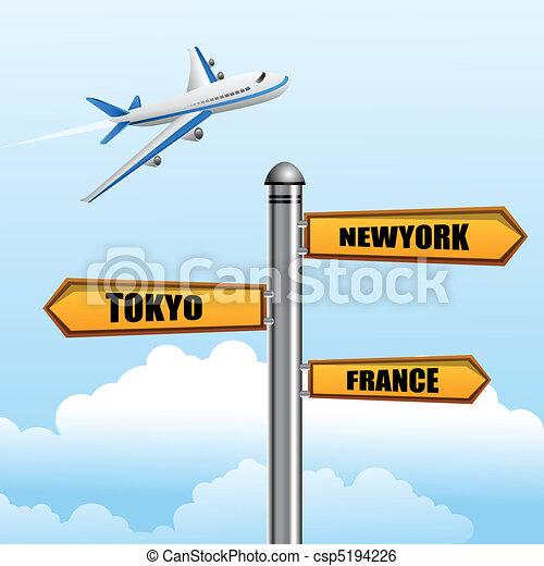 world tour - csp5194226