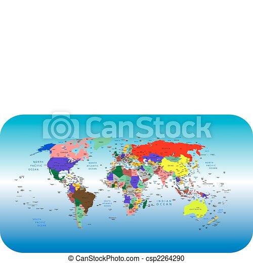World - csp2264290