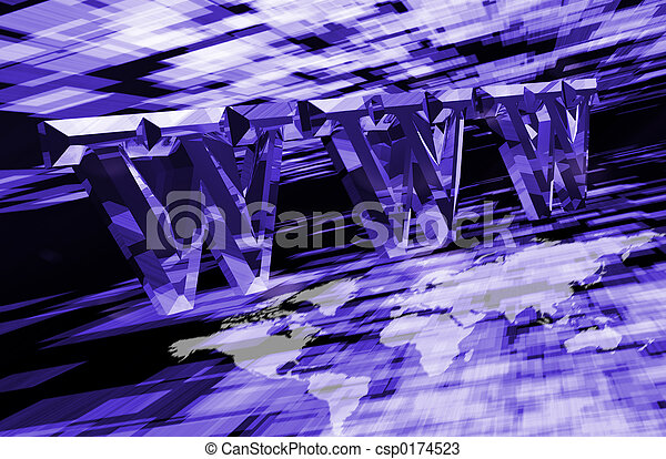 Telaraña mundial - csp0174523