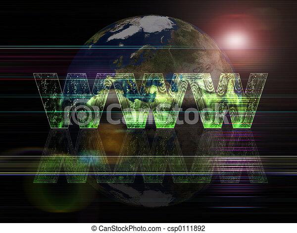 World Wide Web - csp0111892