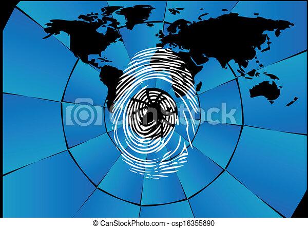 World Wide Web - csp16355890