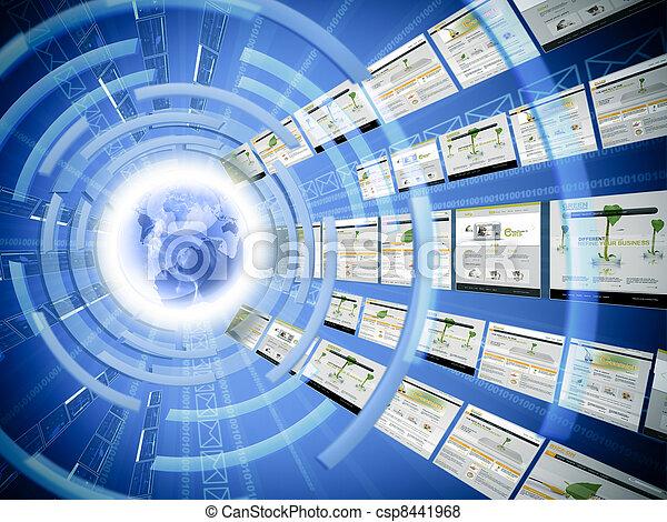 Worldwide data transfer - csp8441968