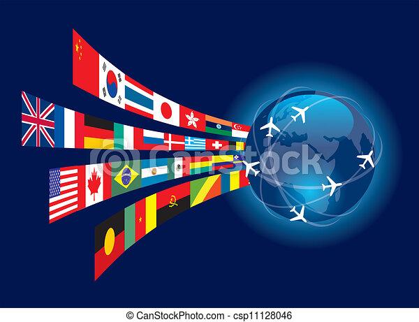 worldwide - csp11128046