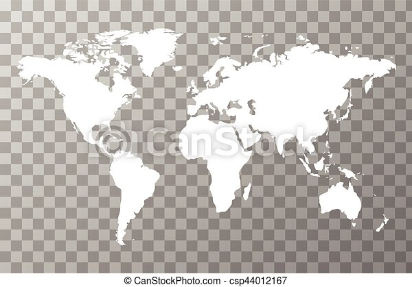 Business Executive On Us Map Background Original Vector Vector - Us map transparent background