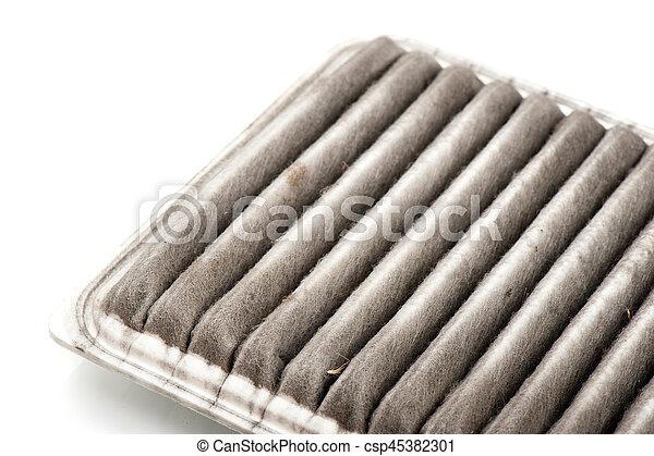 worn air filter - csp45382301
