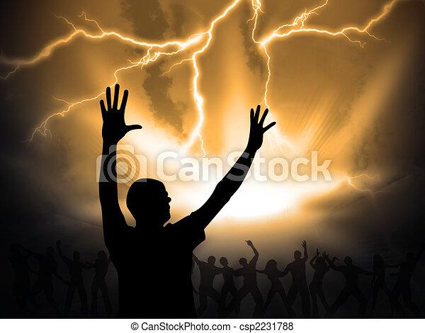 worship - csp2231788