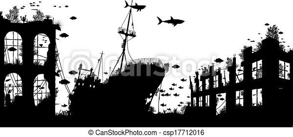 Wreckage reef - csp17712016