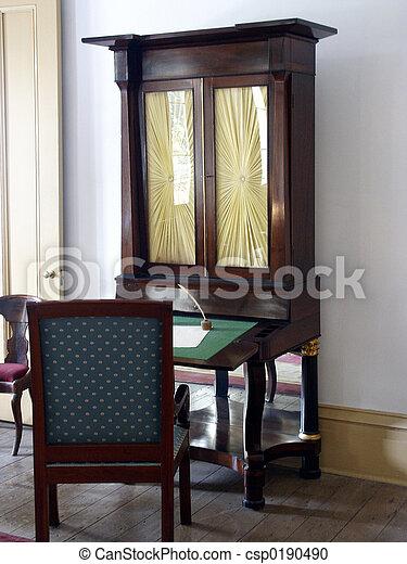 Writing Desk - csp0190490