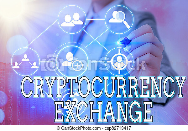 All cryptocurrency exchanges from one account