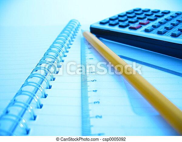 Writing Pad II - csp0005092