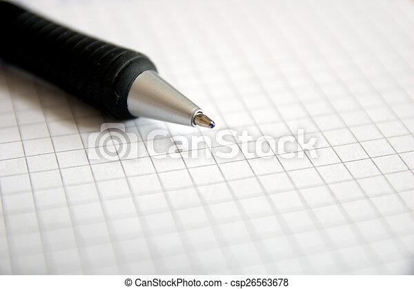 writing pad - csp26563678