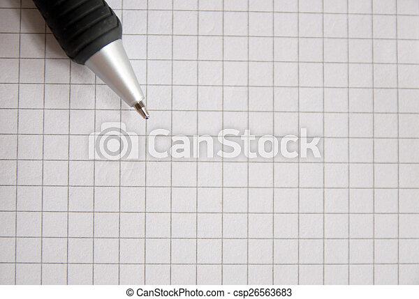 writing pad - csp26563683