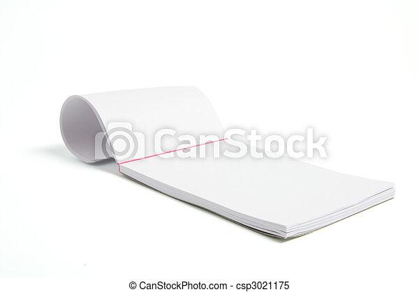 Writing Pad - csp3021175