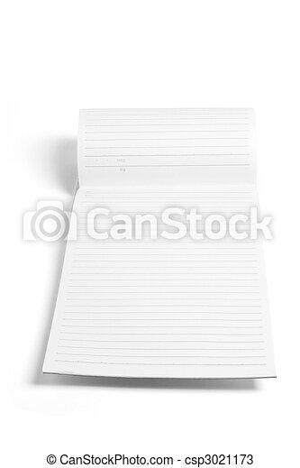 Writing Pad - csp3021173