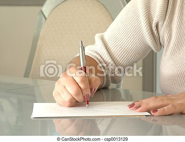 Writing - csp0013129