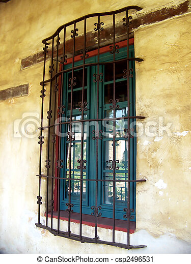 Decorative Wrought Iron Window Grills 9