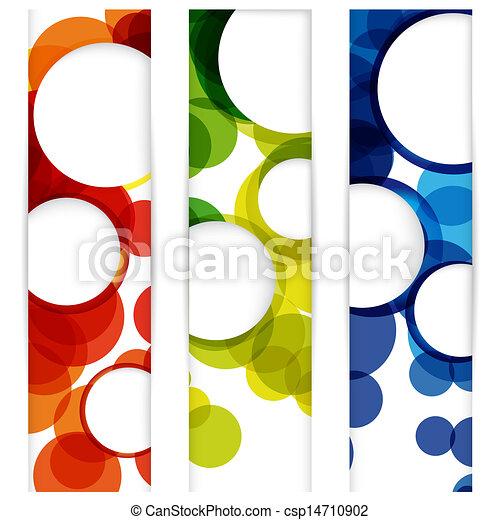 www, vertical, abstratos, formulários, bordas, bandeira, seu, vazio, design. - csp14710902