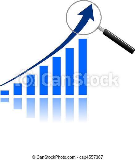 wykres, analiza - csp4557367