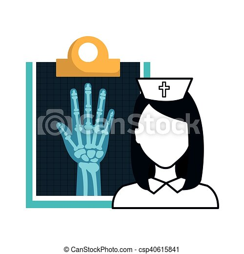 x ray and avatar nurse x ray digital medical healthcare eps rh canstockphoto com x ray clipart png x ray clipart free