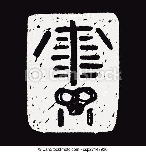 Chest X Ray Vector Clipart Illustrations 935 Chest X Ray Clip Art