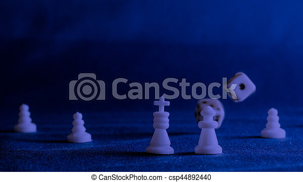 xadrez, tecido, fundo, pedaços - csp44892440
