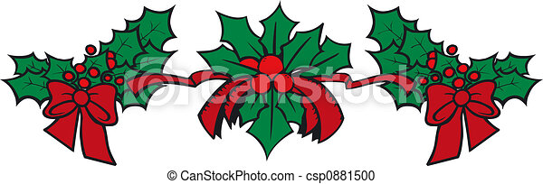 Xmas Wreath - csp0881500