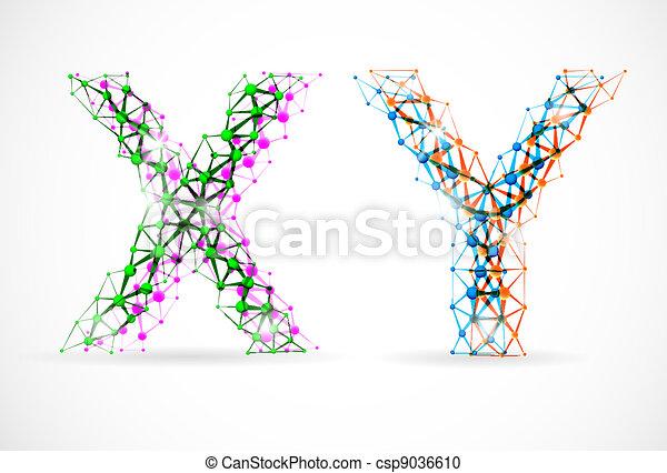 y, x, chromosomes - csp9036610
