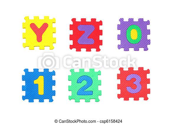 Y, Z, 0, 1, 2, 3, - csp6158424