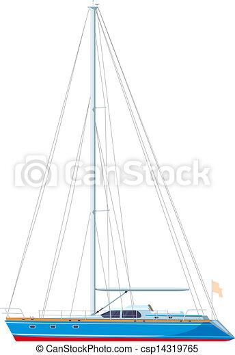 yacht - csp14319765