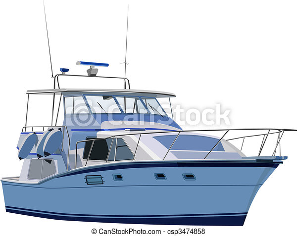 illustration set of yacht in vector vector search clip art rh canstockphoto com yacht clipart png yacht clipart free