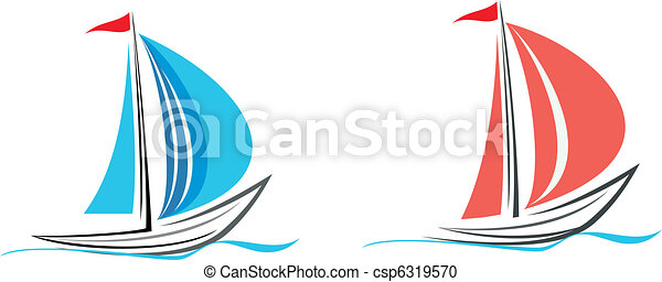 Yacht, sailboat - csp6319570