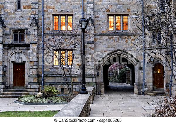 Yale university - csp1085265