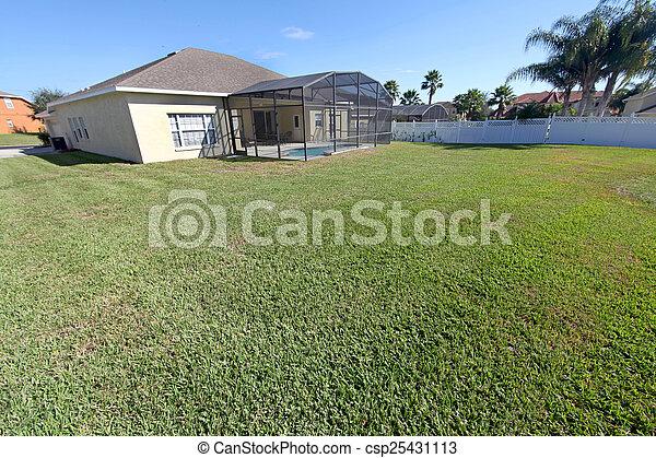 Yard - csp25431113