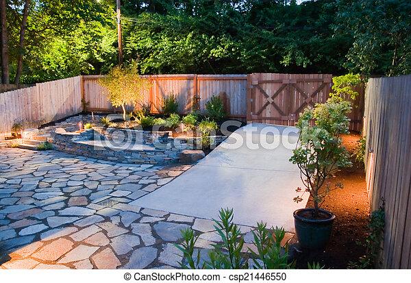 Yard - csp21446550