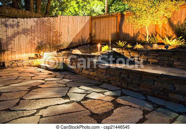 Yard - csp21446545