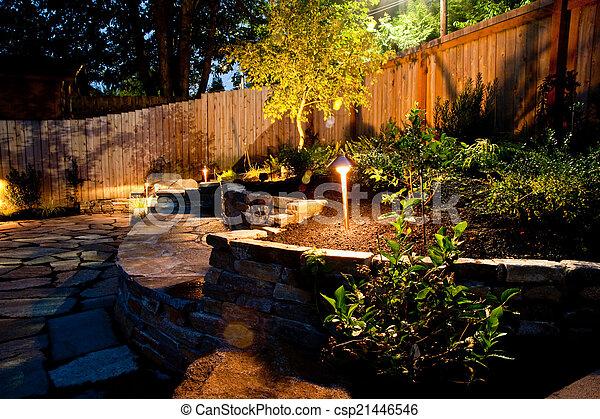Yard - csp21446546
