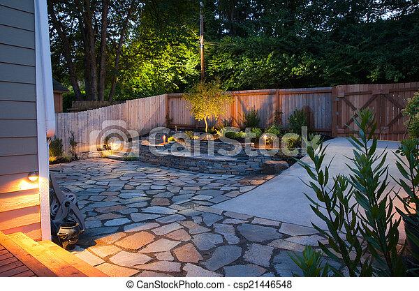 Yard - csp21446548