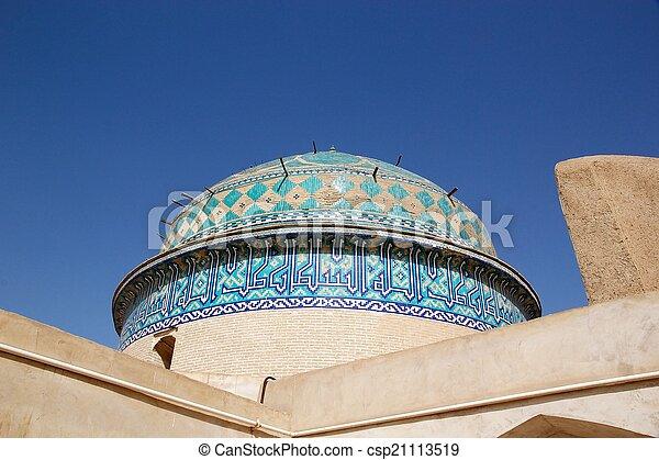 Yazd - csp21113519